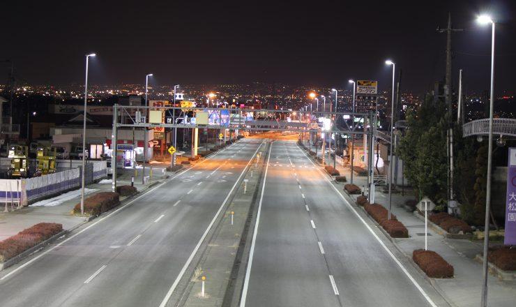 道路照明施設等維持工事